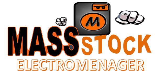 mass stock electromenager discount