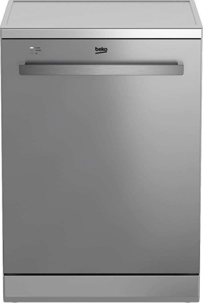 lvp63x pas cher - lave vaisselle inox beko | mass stock